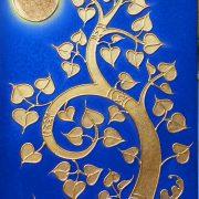 thai-canvas-painting-bodhi-tree1