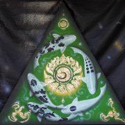 thai-canvas-painting-fish-art-3-green-1