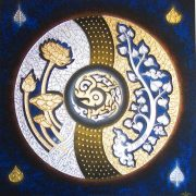 Thai Handmade Canvas Painting