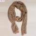 "Handmade Nettle Yarn ""Allo"" Scarf 180 x 30 cm"